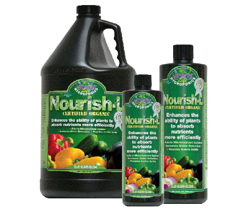 NOURISH-L 3,8 Liter