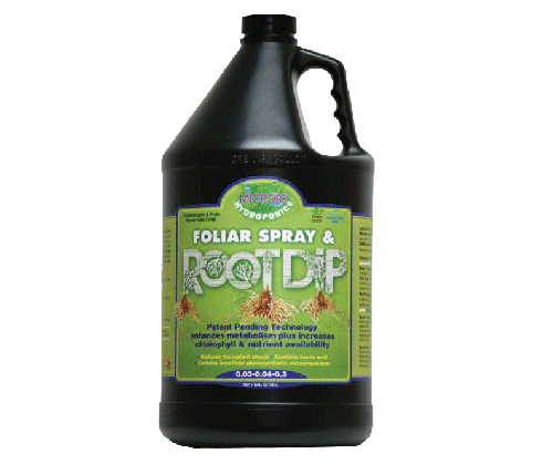 Foliar Spray & Root Dip 3,8 Liter